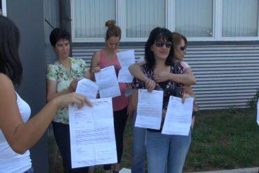 Радницама у Билећи поштом подијељени откази