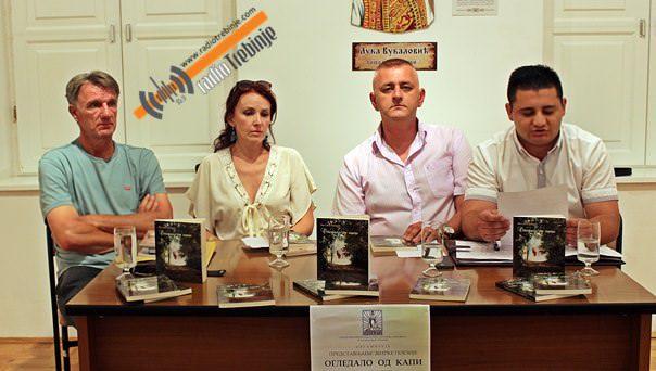 Ново дружење са Биљаном Ристић: Изложба портрета устаника затворена промоцијом књиге поезије
