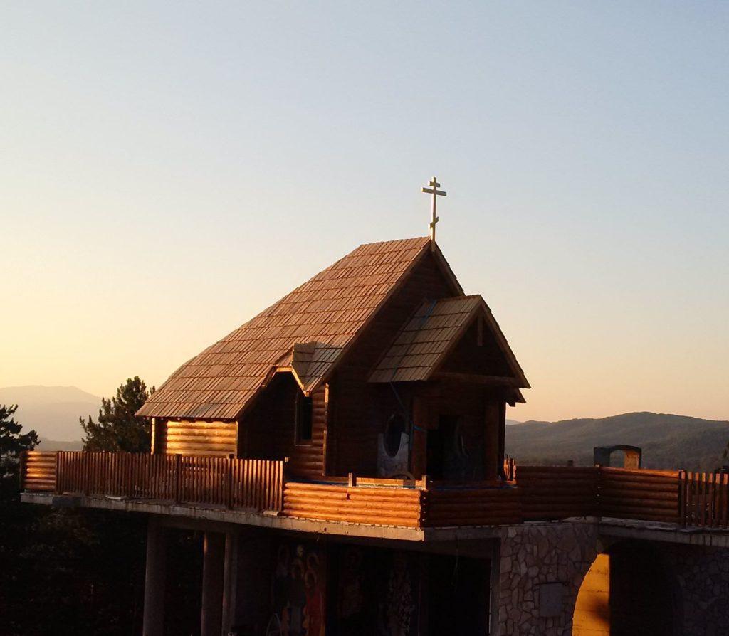 Невесиње, 9. август: Програм освештања храма Светог Георгија на Вјенчацу