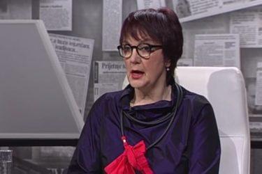 Ведрана Рудан престала писати блог: Не могу поднијети мржњу која влада Хрватском