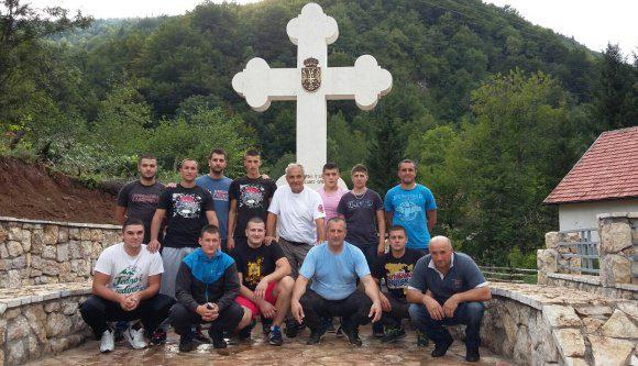 Гацко, 26. септембар: Освештање спомен обиљежја погинулим борцима Гатачке бригаде