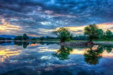 Jezero Alagovac (Foto: Željko Kuzman)