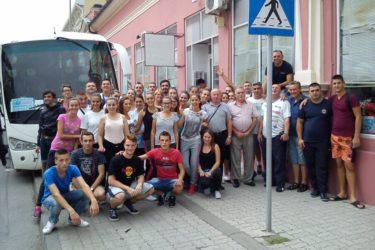 """Дан отворених врата у Вршцу: ГКУД """"Алат – Swisslion"""" одушевио Банаћане"""