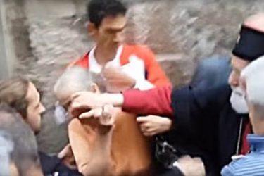 Жена коју је ударио распоп Дедеић : Да је ЦГ јака не би допустила да рашчињени свештеник завађа народ!