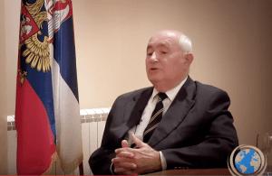 Др Србољуб Живановић: СПЦ тоне због поступака појединих епископа! (ВИДЕО)