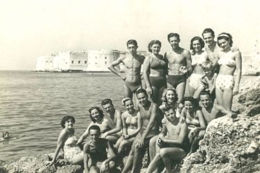Српска друштва у Дубровнику након 1945.