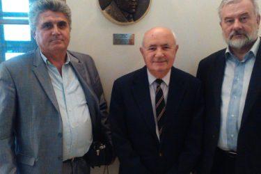 Откривена биста др Арчибалда Рајса у Београду