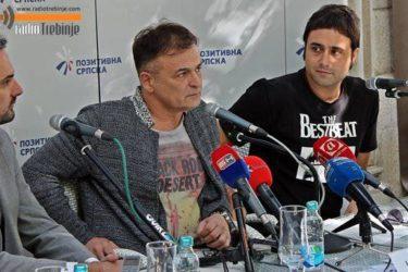 Branislav Lečić u zavičaju: Kusturica kao gradonačenik može da preporodi Trebinje!