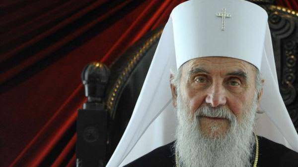 ПАРТИЈАРХ ИРИНЕЈ: Папа може да посети политичаре у Србији, али не и СПЦ!