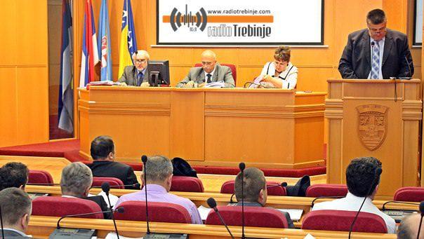 Скупштина Требиња: Драшковић гради туристичко-спортски комплекс