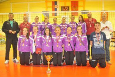 """ЖОК """"Гацко"""": Бронзана медаља и треће мјесто на Балкану!!!"""