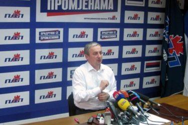 Бореновић: Посебна сједница означиће »почетак краја СНСД-а«