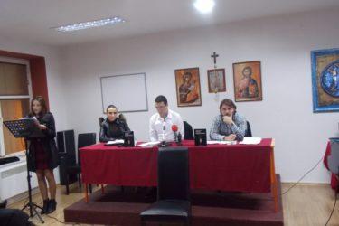 """У Гацку представљена књига """"Неизгорјела луча намучена"""""""