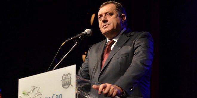 ДАНИ СРПСКЕ У СРБИЈИ - Додик : Морамо сачувати српску земљу за будућност!