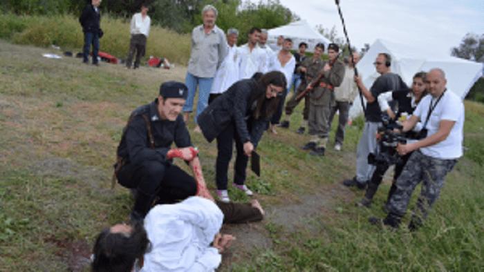 Језиви мозаик страдања: Снимљен филм о старцу Вукашину и усташком кољачу