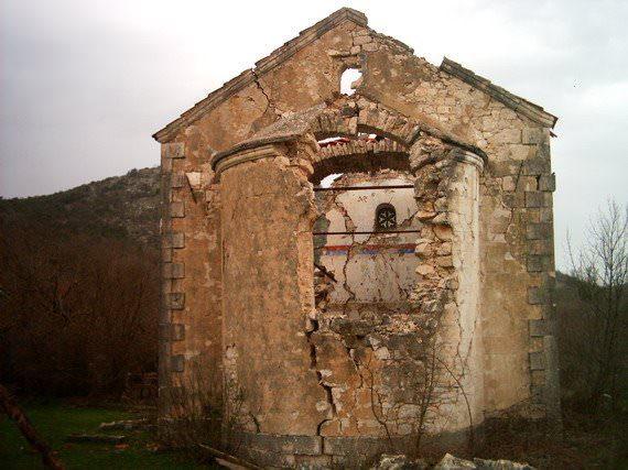 hrasno crkva