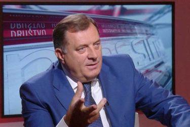 Додик: Нисмо били поданици странцима, нећемо ни Београду! (ВИДЕО)