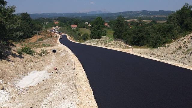 """ХЕ """"Дабар"""": Изградња приступних путева у завршној фази"""