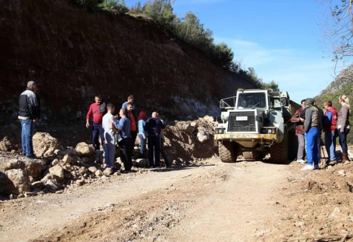 Мјештани насеља До протествовали против изградње мини хидроелектране