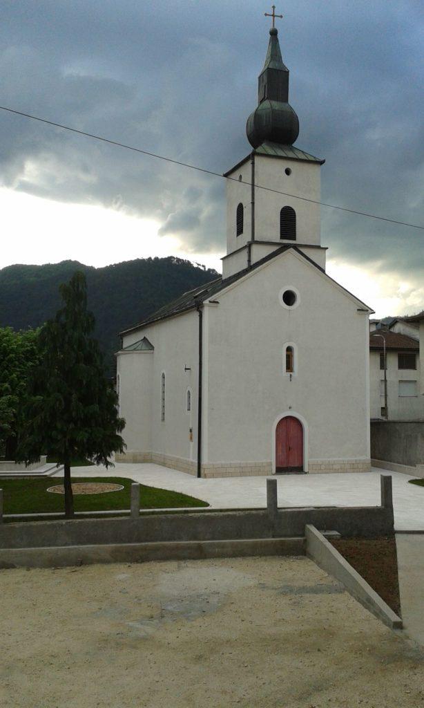 Црква Св.Василија Великог у Коњицу