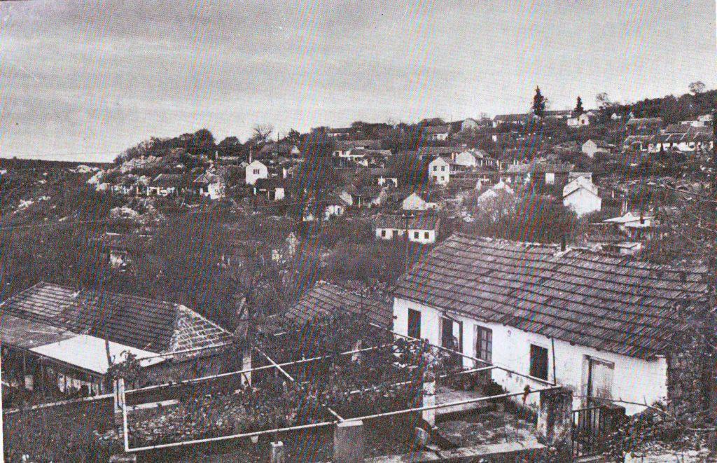 Panorama Prebilovaca pred Drugi svjetski rat