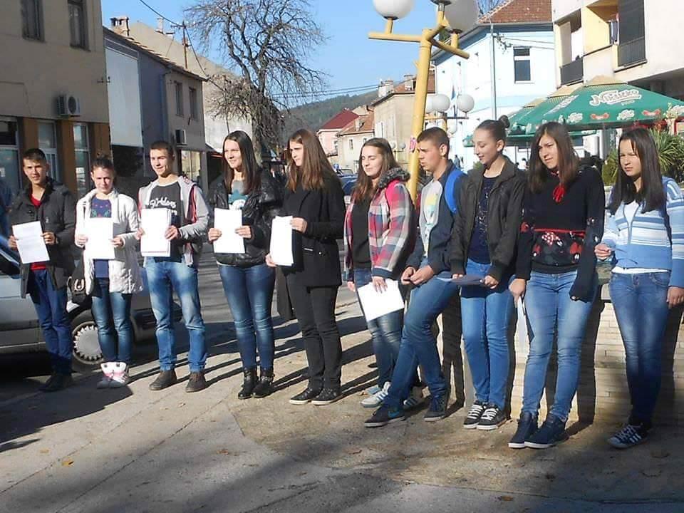 Дан средњошколаца у Билећи: Сјећање на прашке студенте