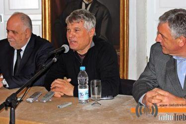 Лазански у Требињу: Безбједност у БиХ зависи од западних обавјештајних служби