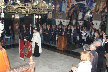 Београд, 7. новембар: Парастос погинулим борцима Невесињске бригаде