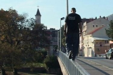"""Јанко Гашић – """"Паркур"""" као стил живота"""