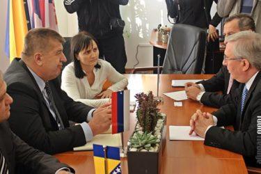 Румунски амбасадор у посјети Требињу: Најављена привредна сарадња