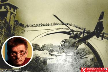 MOSTARSKE LEGENDE – Pilot Srećko Prentović za SH: Kako sam proletio ispod Starog Mosta (VIDEO)