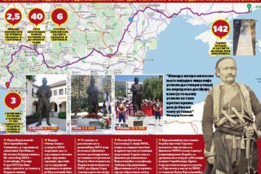 Povratak rodnoj grudi velikog hercegovačkog vojvode Luke Vukalovića