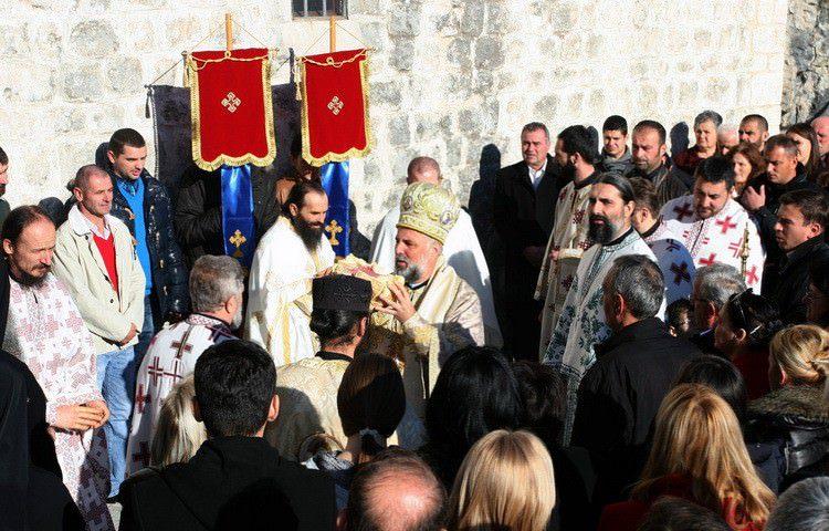 ВЛАДИКА ГРИГОРИЈЕ НА СЛАВИ МАНАСТИРА ЗАВАЛА: Богородица је образац наше среће и живљења