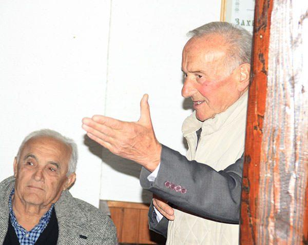 Пејо Бајчетић и Урош Милојевић
