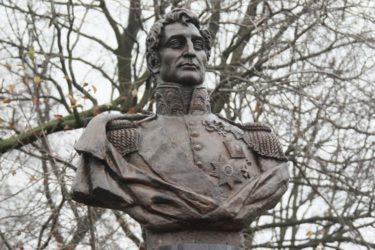 ХРАБРОМ ХЕРЦЕГОВЦУ, ВЈЕРНОМ СИНУ РУСИЈЕ: Војсковођи Михаилу Милорадовићу споменик у Санкт Петербургу