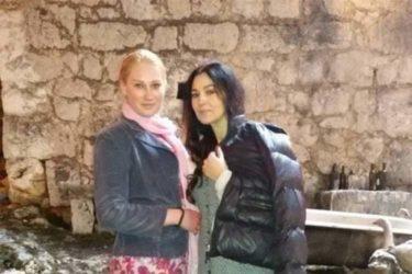 КРАЈ СНИМАЊА: Моника Белучи на твитеру се поздравља са Требињем