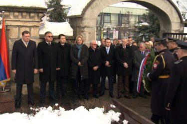 Zvaničnici RS: Proslava 9. januara dokaz jačanja Srpske (FOTO i VIDEO)