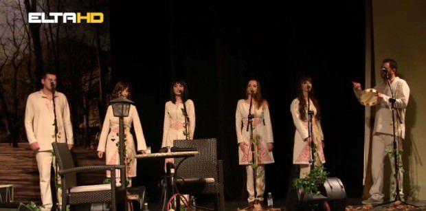 """Етно група """"Захумље"""" одушевила Требињце (видео)"""