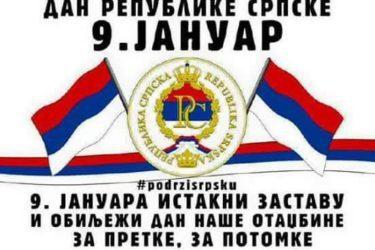 """Udruženje Trebinjaca """"Jovan Dučić"""" u Beogradu uputilo čestitke povodom Dana RS"""