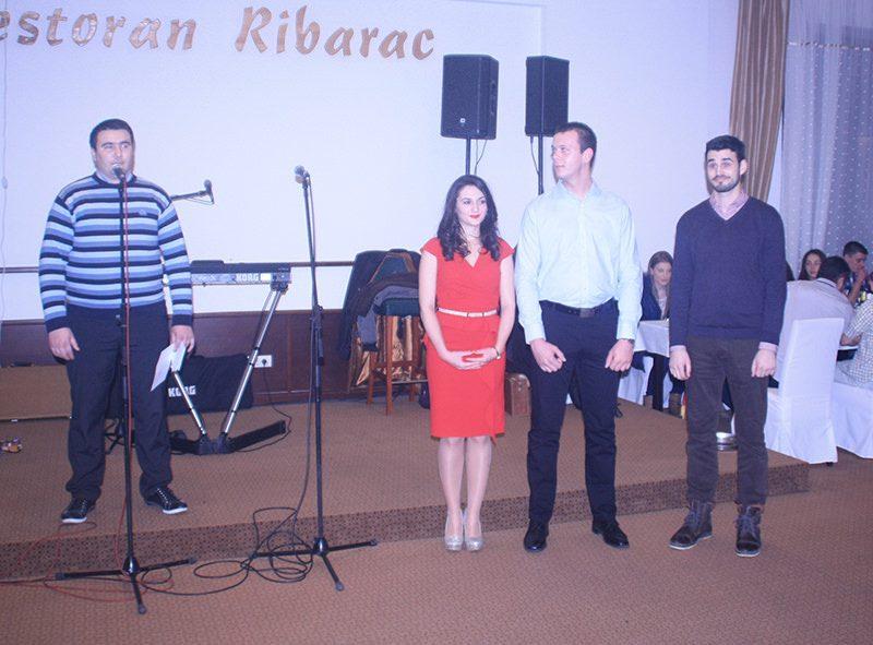 Огњен Самарџић - Од признања за студента године до запослења у Гајдобри!