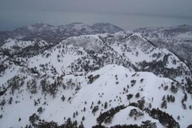Спасена планинарка Ивана Табаковић пребачена у болницу Рисан