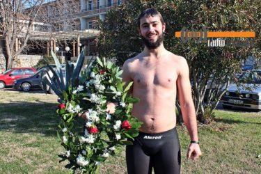 Требињац Аљоша Славић: Љубав према Богу одвела ме је до Богојављенског крста!