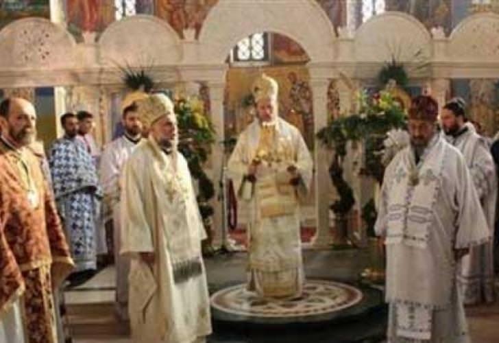 Владика Григорије на слави епархије: Важно је да будемо људи, без обзира на политичку опцију