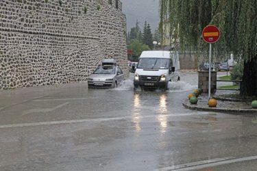 Прва киша у Требињу након незабиљежене зимске суше