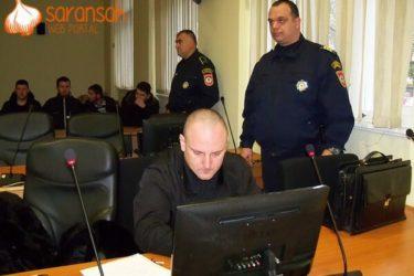 Наставак суђења Немањи Илићу: Један метак, од укупно испаљених седам, био кобан за Марка