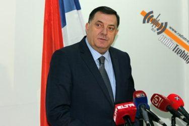 Додик у Требињу: Стигла и нова обећања