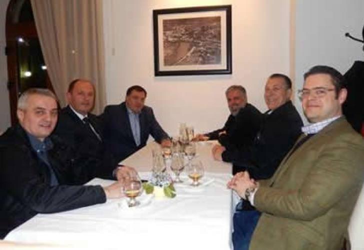 Додик у Требињу: Још се не зна ко ће бити кандидат за градоначелника