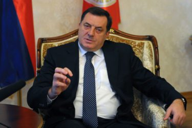 """Dodik u Trebinju: Gost na simpozijumu """"Teologija u javnoj sferi"""""""