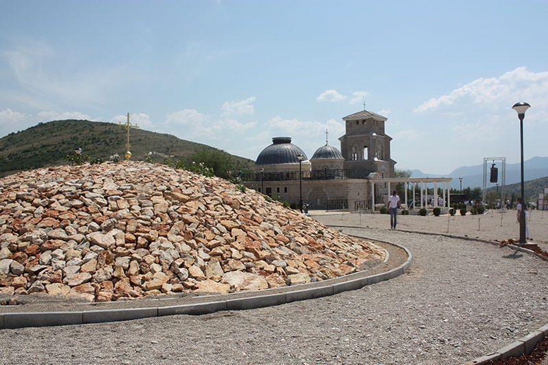 Храм Христовог Васкресења у Пребиловцима (Фото: Слободна Херцеговина)