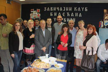 РАДЕ ЗЕЛЕНОВИЋ: Билећани добили своју амбасаду у Београду! (ФОТО)